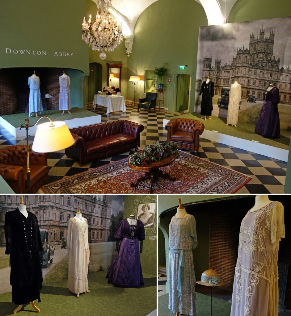 10 Downton Abbey costumes
