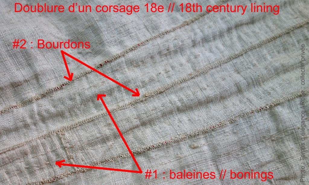 17 18th century sewing technics