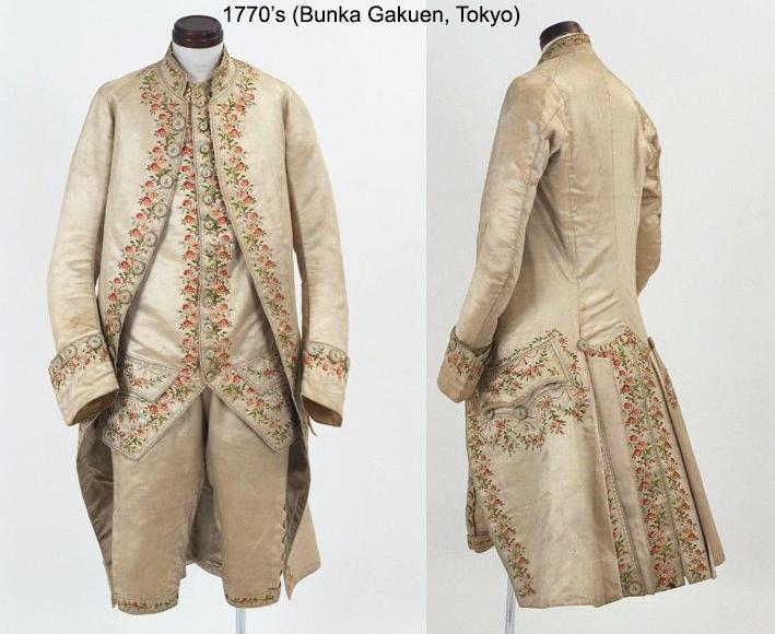 12_ 1770 costume