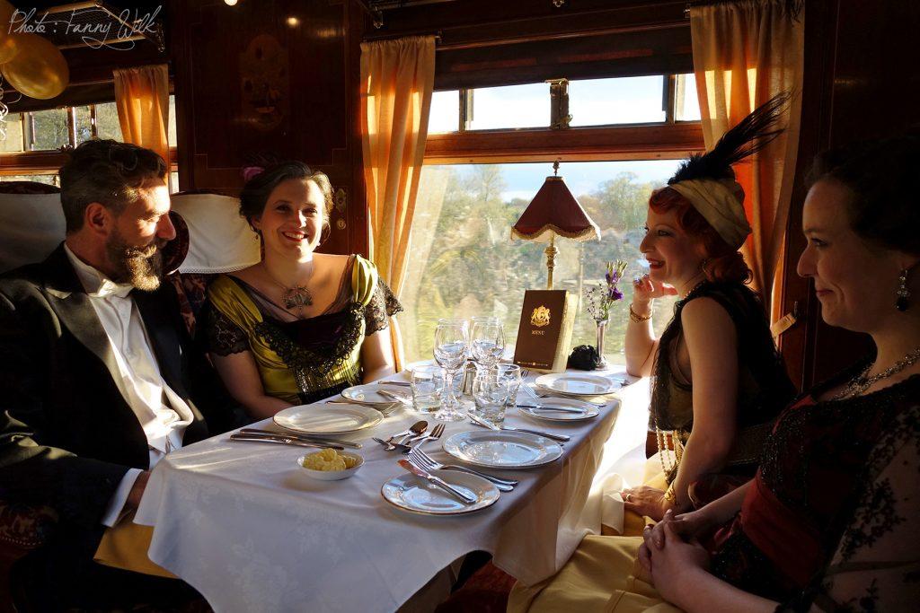 11_ 1912 dinner costumes evening dress